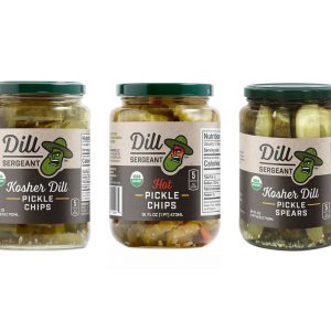 Organic pickles variety pack